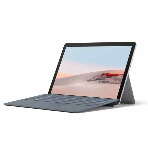 "Microsoft Surface Go Intel PDC Gold 4415Y 10.0"" PixelSense MultiTouch Display Silver Color Notebook"