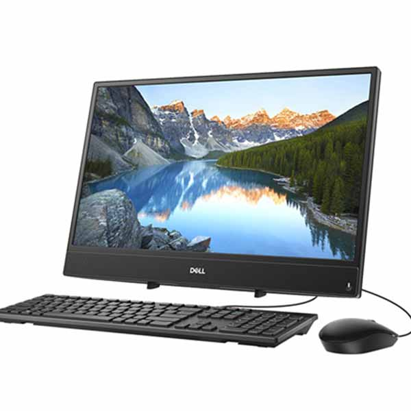 Dell Inspiron 22 3280 8th Gen Intel Core i3 8145U All in One PC