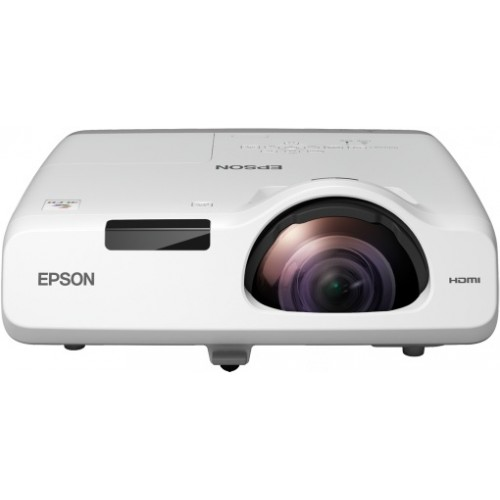 Epson EB-530 3200 Lumens Short-throw 3LCD Projector