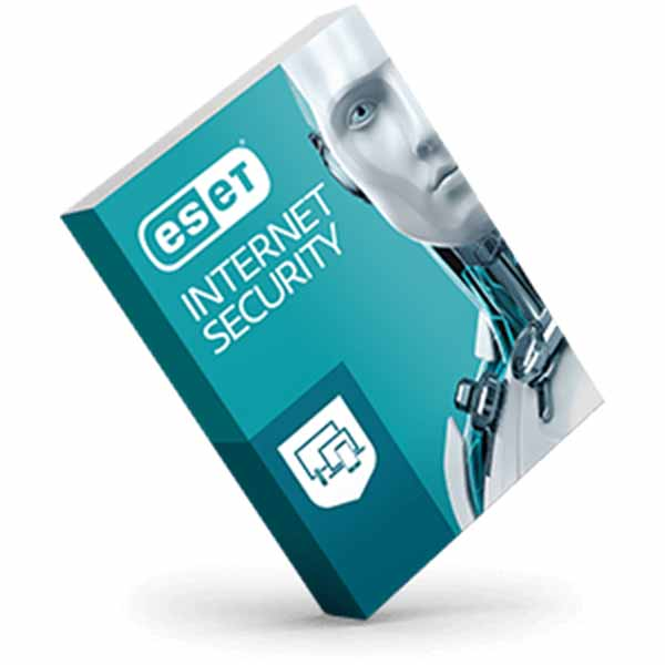Eset Internet Security ( 2 User 1 Year)