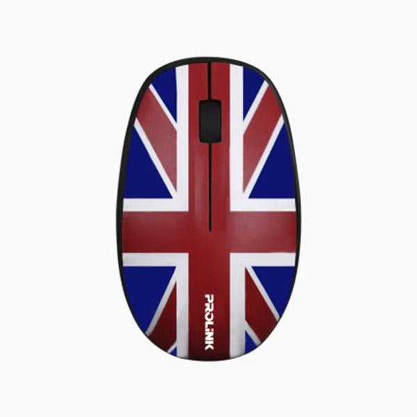 Prolink PMW5007 Wireless Nano Optical Mouse (GBR)
