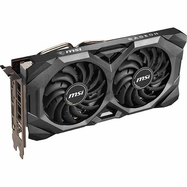 MSI AMD Radeon RX 5700 MECH OC 8GB GDDR6 Graphics Card