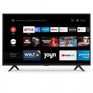 Mi 4S 43 Inch 4K Android Smart TV