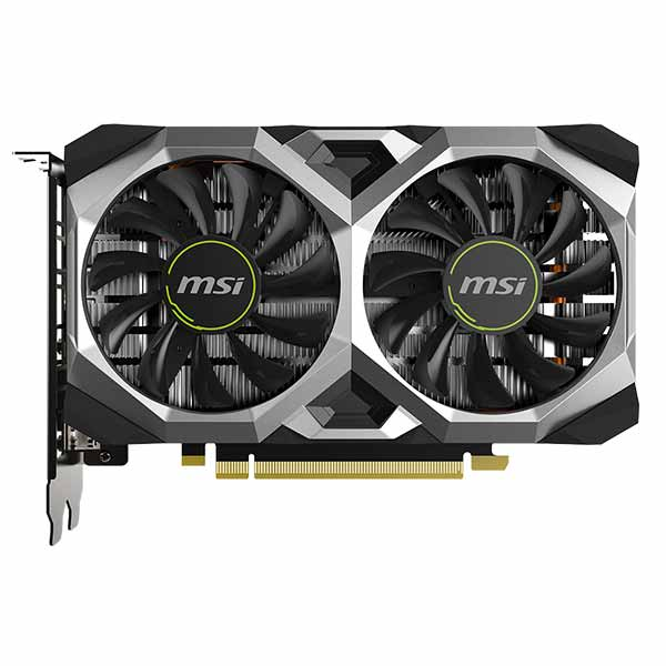 MSI NVIDIA GeForce GTX 1650 Super Ventus XS 4G 4GB GDDR6 Graphics Card