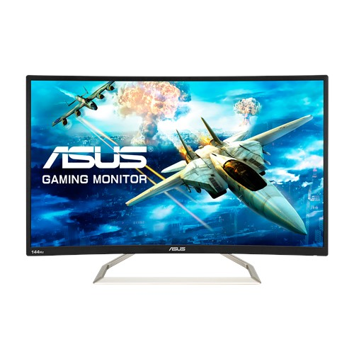 """Asus VA326H 31.5"""" Curved FHD LED Monitor"""